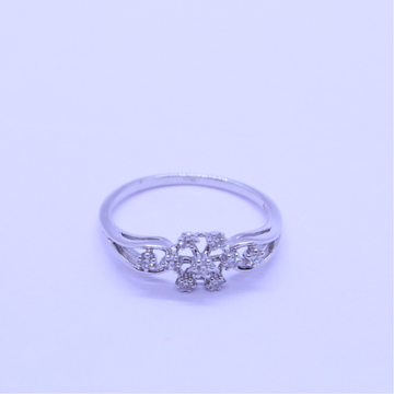 18K gold diamond ring agj-lr-324