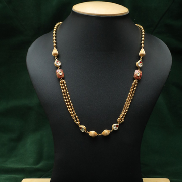 22kt Fancy ladies Mala AM0001