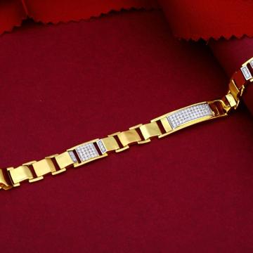 22KT Gold Magnificent Bracelet For Men