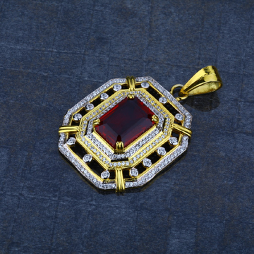 Men's Exclusive 916 Heavy Fancy Gold Pendant-MHP08