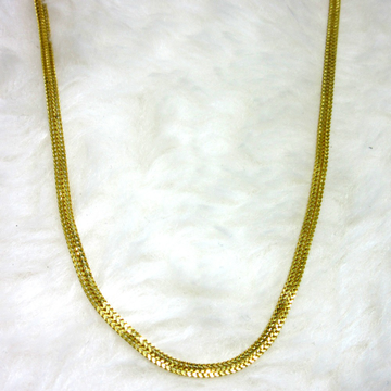 Gold TwoWay Classic Chain by