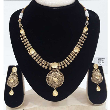 916 Necklace Set For Special Occasion by