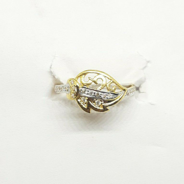 916 cz ladies ring by