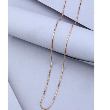 916 Plain Gold Hallmark Design Chain