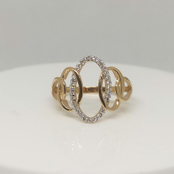18 kt Rose  by