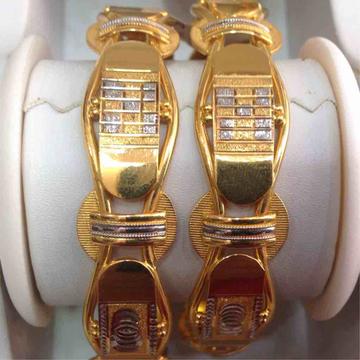 916 Gold Antique Kada