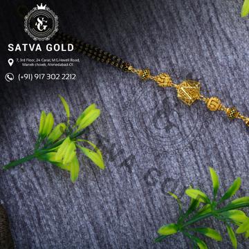 916 Gold Bracelet SGB 25