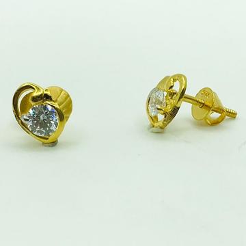 916 gold earrings by