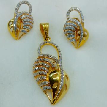 916 lovely pendant set