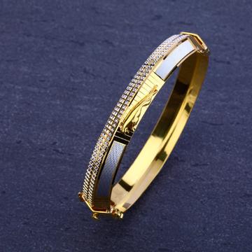 916 Gold Jaguar Hallmark Bracelet MPLKB11