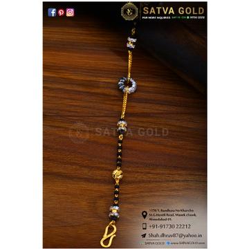 916 gold bracelet SGB-0007