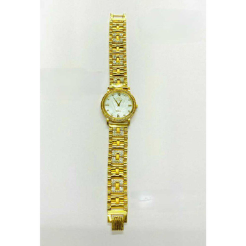 22k Gents Gold Fancy Watch G-1010