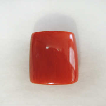 17.79ct oval natural red-coral (mungaa) KBG-C032 by