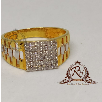 22 carat gold classical gents rings RH-GR900