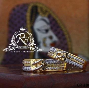 22 carat gold classic couple rings RH-CR820