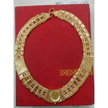 22KT Gold Classic Chain