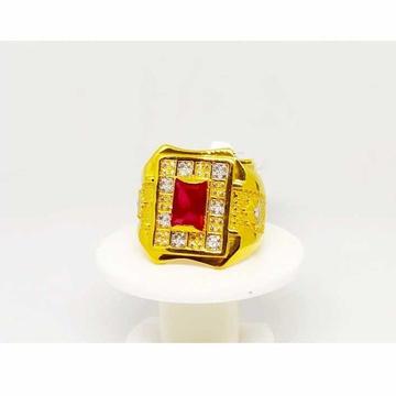 22 k gold ring. nj-r0731