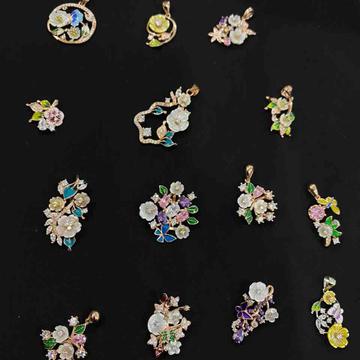 mop flower pendant