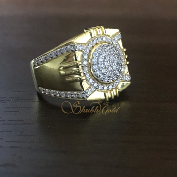 Gents Ring-2 by Shubh Gold