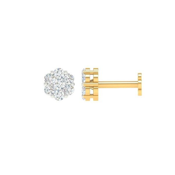 Diamond Earrings by