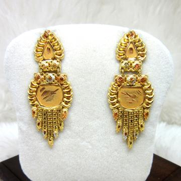 Gold LightWeight Classic Earring