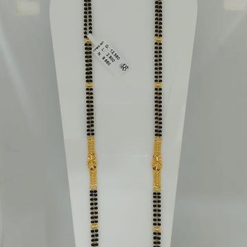 916 2 patti Mangalsutra PPMS601