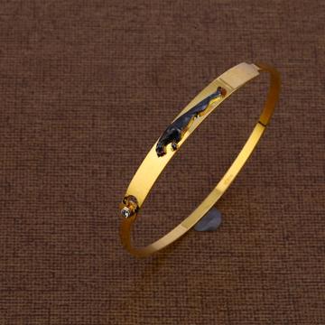 22ct Gold Stylish Kada Bracelet MKB16