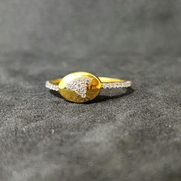 22k Women Causal Wear Ring-17032