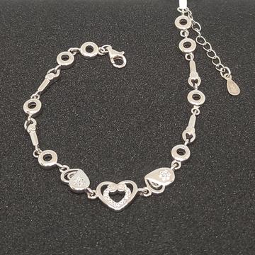 925 silvar ladies bracelet by Rangila Jewellers
