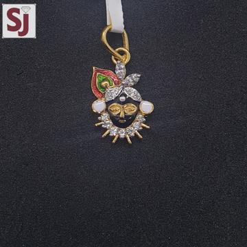 Shrinathji Pendant PNG-0223