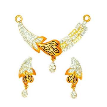 22K/916 Gold Designer Mangalsutra