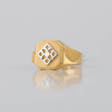 22 Carat gold GENTS FENCY RING RH_GR115