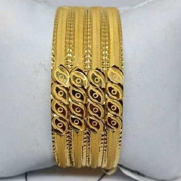 Fancy Bangle by Aaj Gold