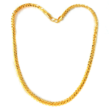 One gram gold forming chain mga - gf006