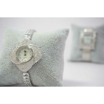 92.5 Sterling Silver Premium Watch Ms-3910