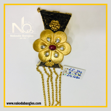 916 Gold Antique Bracelet NB - 568
