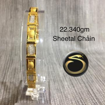 916 Gold Bracelet SC-LE1512