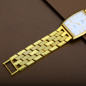 Mens Exclusive 916 Gold Watch-MW07