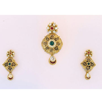 MAYA ANTIQUE PENDANT SET PS0005