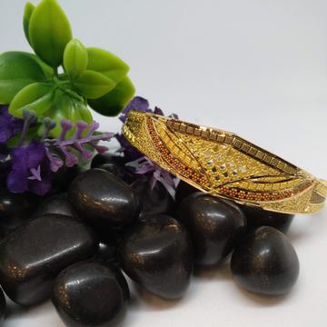 22Kt Gold Fancy Kalkatti Bracelet PO-B008