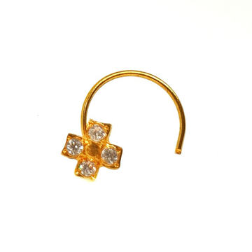 18K Gold Nosepin MGA - GN0012