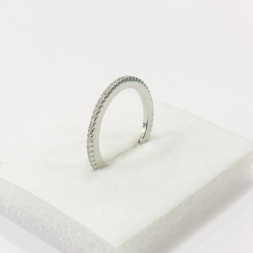 925 sterling silver classic diamond ring for women
