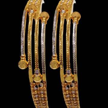 916 CZ Ghaba Bangle SG-64