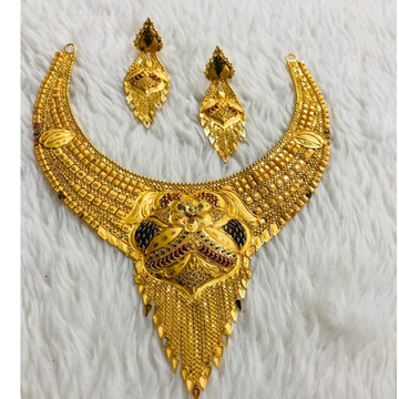 916 Gold Kalkati set