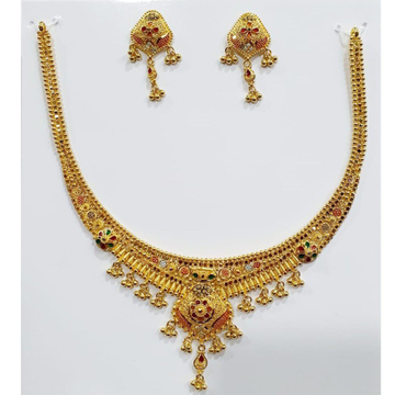 22kt Gold Set by
