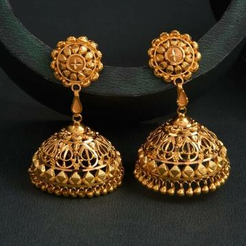 22k zummar earrings by