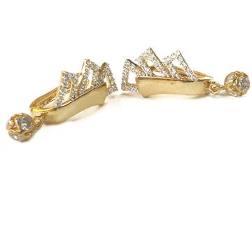 18K Gold Earrings MGA - GB0013