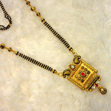 Gold 22k 916 hallmark mangalsutra by