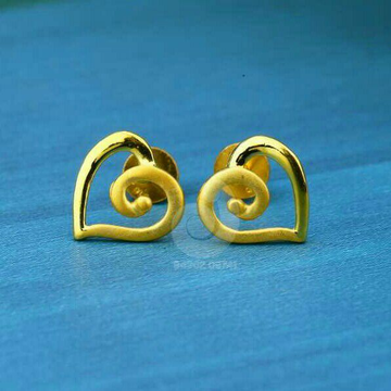 22 Ct Heart Shapped Plain Tops