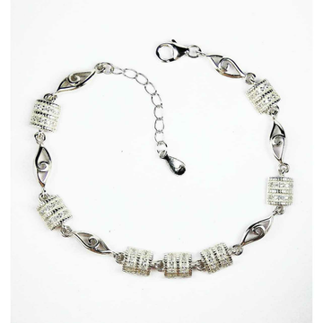 Latest 925 Silver Ladies Bracelet